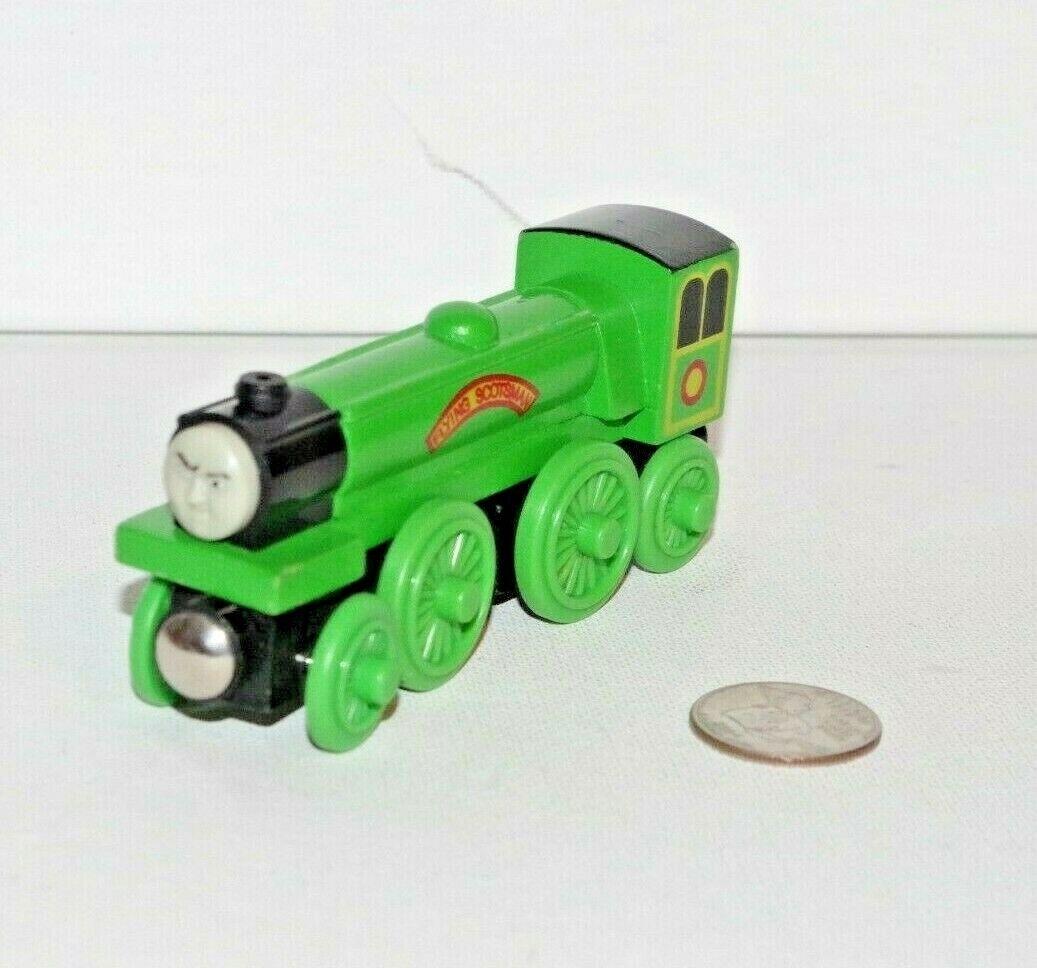 Thomas & Friends Wooden Railway Train Tank Engine - Flying Scotsman - 2001 GUC