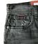 ELWOOD-Men-039-s-Slim-Cinch-Button-Fly-Jeans-Hard-Sewn-Black-BNWT-Size-30 thumbnail 4