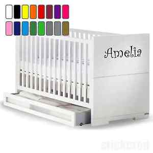 PERSONALISED-NAME-VINYL-STICKER-DECAL-FOR-BABY-COT-CRIB-BOYS-GIRLS-KIDS