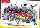 Graffiti Ausmalbuch Deutschland (2011, Taschenbuch)