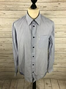 ARMANI-Shirt-Size-XL-Check-Great-Condition-Men-s