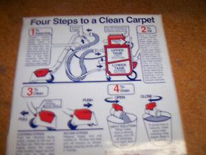 Rug Doctor Carpet Cleaner R 40 Lid