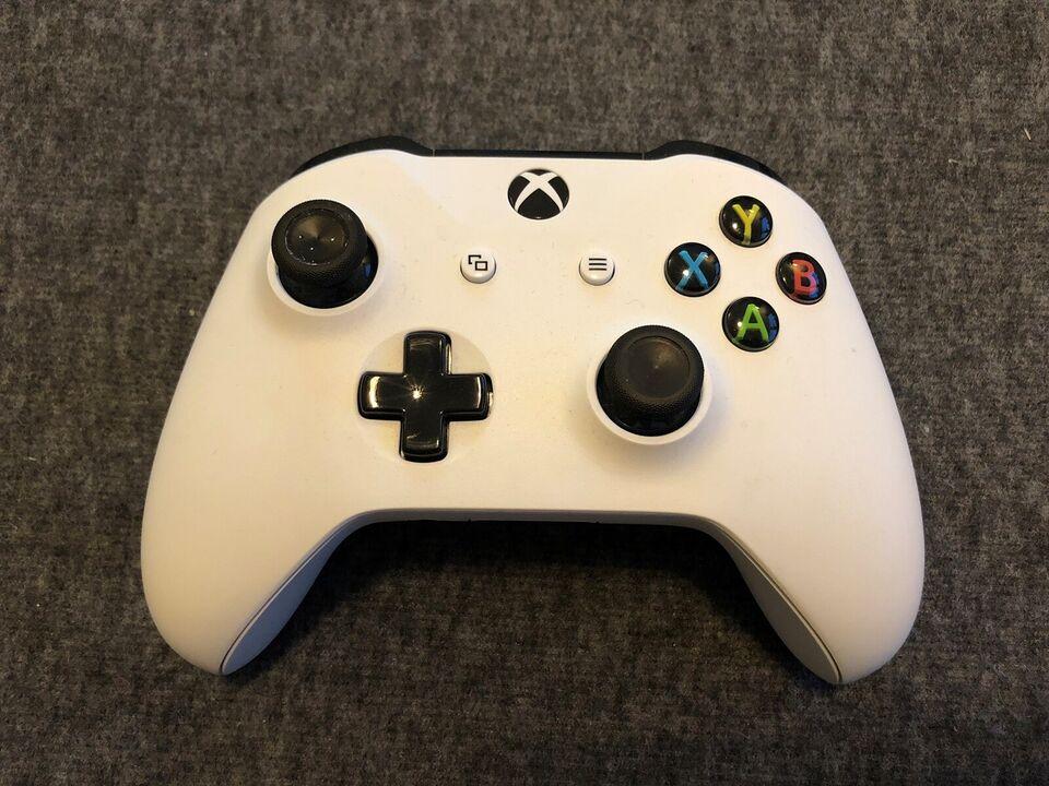 Xbox One S, Controller, Perfekt