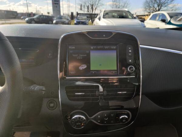 Renault Zoe  Intens billede 7