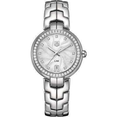 WAT1316.BA0956 Brand New Stainless Steel Tag Heuer Women's Link Quartz Watch