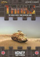 TANKS40 BRITISH HONEY TANK - TANKS! EXPANSION - GALE FORCE NINE  -