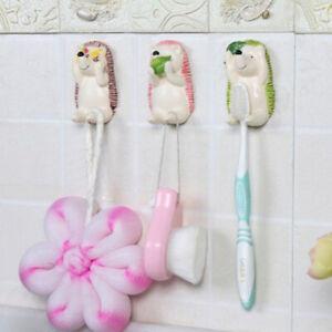 mignon-sur-le-mur-herisson-brosse-a-dents-titulaire-support-de-rangement