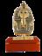 thumbnail 1 - **Rare** King Tut (Tutankhamun) Mask Statue Replica, Ancient Egyptian Statues