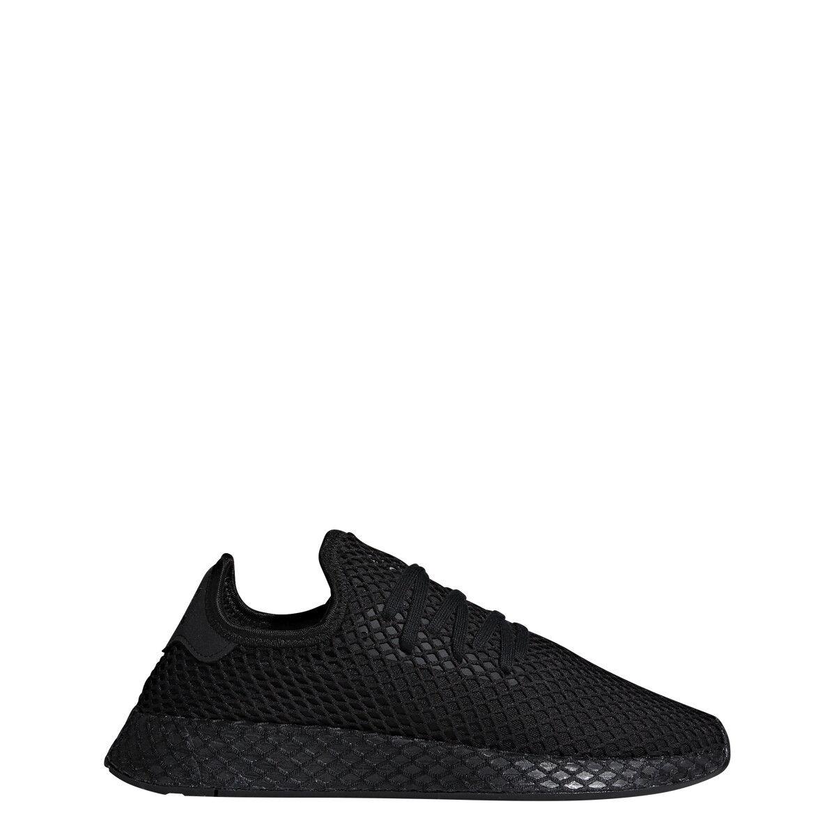Adidas mens deerupt schwarz / - schwarz / weißen läufer - / b41768 aa6f86