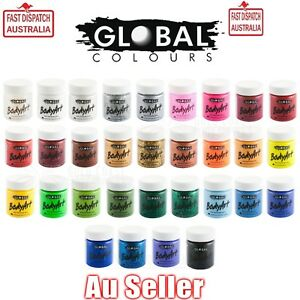 Global Professional 45ml  Body Art Face & Body Paint 30+ Colours Costume Make Up