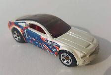 Hot Wheels Mustang Gt Concept Speed Machines Macchina Car Vintage Macchinina
