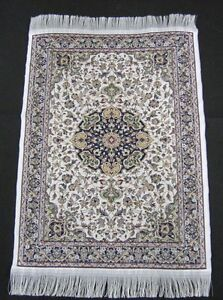 Persian Design Art Woven Carpet Doll House Rug Furniture Decorative Wall Hanging