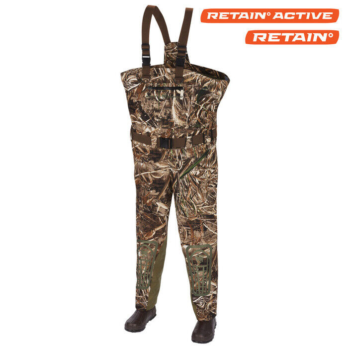 Breathable Chest Waders with Realtree Camo -  by ArcticShield - Size 13  cheap online