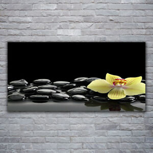 Wandbilder Glasbilder Druck auf Glas 120x60 Steine Kunst