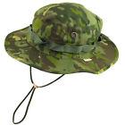 Tropical Multicam Camo Boonie Hat Fitted Tropic Tru-Spec