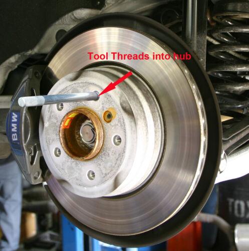 Wheel fitting Alignment tool M14x1.25 fits Mini Cooper 2014+