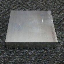 1 Pc 1 X 4 X 4 Long New 6061 T6511 Solid Aluminum Plate Flat Bar Stock Block
