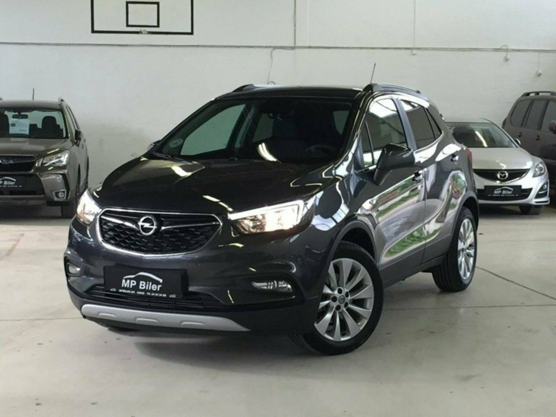 Opel Mokka X 1,6 CDTi 136 Innovation aut. 5d