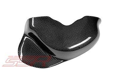 Ducati Hypermotard 796 Engine Case Protector Guard Cover Carbon Fiber