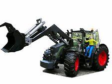 Bruder 03041 fendt 936 traktor mit frontlader bworld mann bauernhof