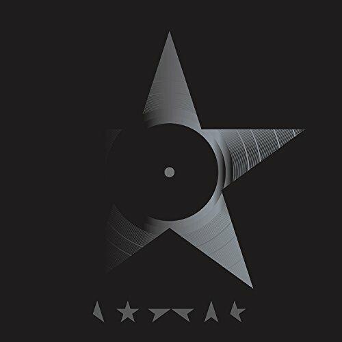 Blackstar - David Bowie LP Vinile COLUMBIA