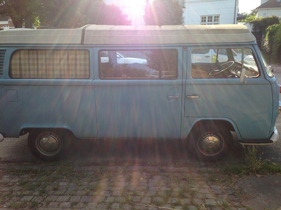 VW Folkevognsrugbrød fra 1973, Westfalia