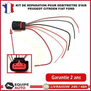Fiche avec faisceau debitmetre Citroen Jumper Peugeot Boxer 2.2 Hdi
