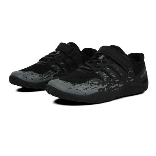 Merrell Garçons Trail Glove 5 a//c Chaussures De Course Baskets Baskets-Noir Sport