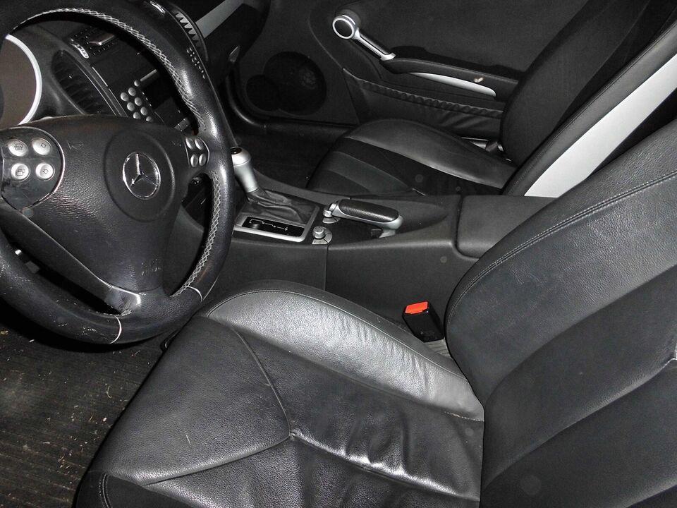 Mercedes SLK200, 1,8 Komp. aut., Benzin