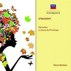 Stravinsky: Petruskha; Le Sacre du Printemps (CD, Feb-2016, Decca)