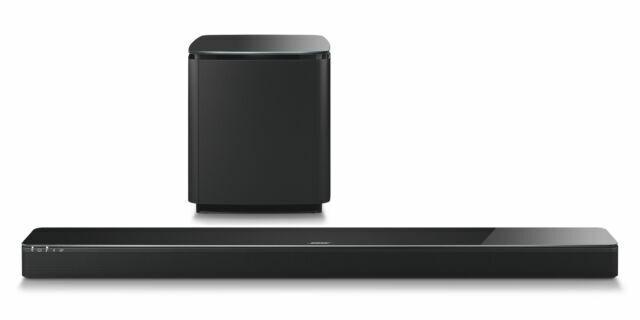 Bose SoundTouch 10 Sound Bar - Black