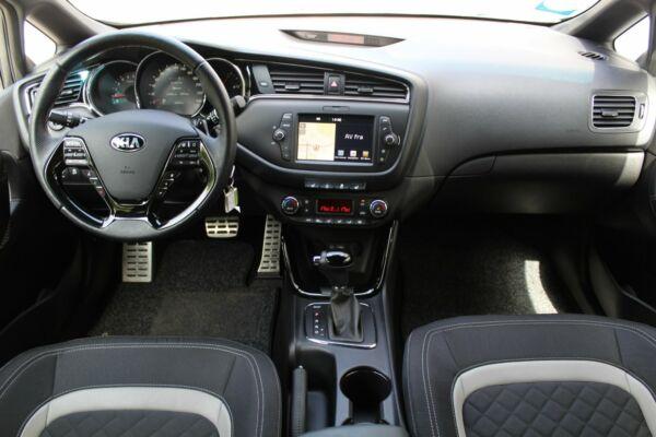 Kia Ceed 1,6 CRDi 136 GT-Line Limit. SW DCT - billede 5