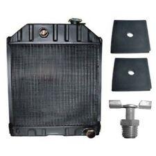 C7nn8005h Radiator Fits Ford Tractor 2000 2600 3000 3600 4000 Amp 2 Mounting Pads