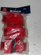 Brady Circuit Breaker Lockouts 65966 6 Pack New Old Stock