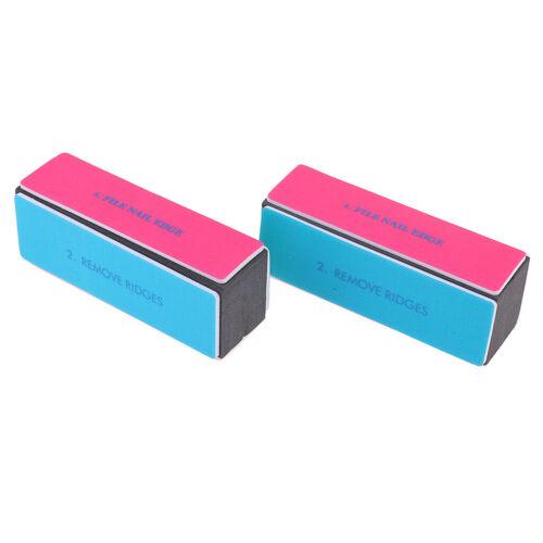 2Pcs Sandfeile Schleifpapier Streifen Zubehör Polierwerkzeuge