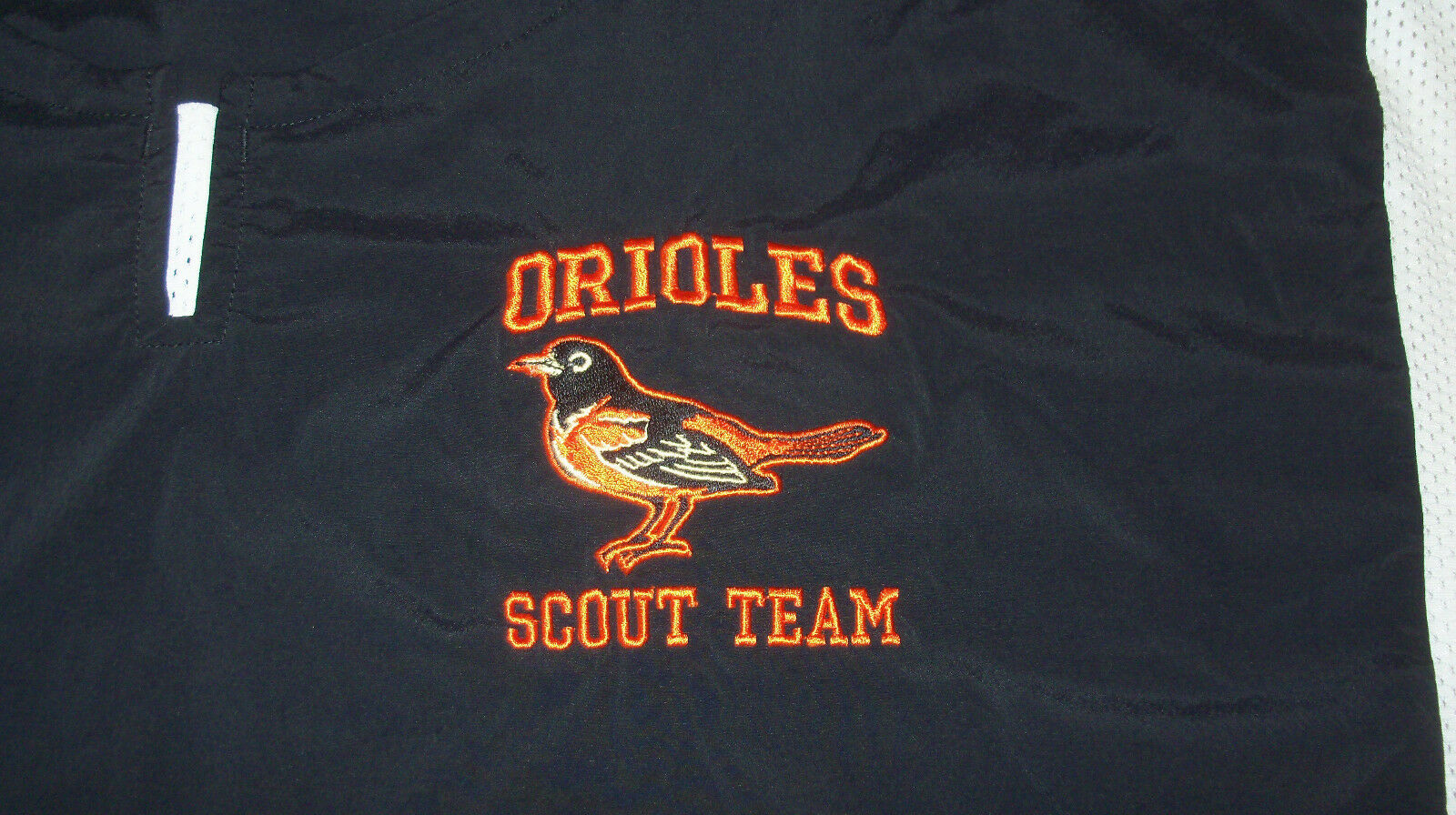 BALTIMORE ORIOLES Talent Scout Dri-Power Shirt XL - RUSSELL ATHLETIC Body Shell