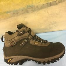 """Merrell Mens Thermo 6"""" Black Waterproof Hiking Ankle Boots Shoes J82727 sz 10 M"""