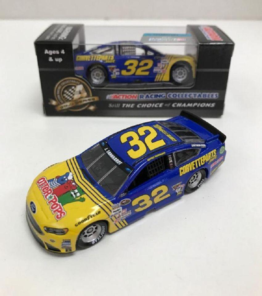 NASCAR 2016 JEFFREY EARNHARDT OTTER POPS DARLINGTON SPECIAL 1 64 DIECAST CAR