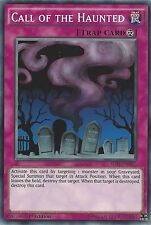 YU-GI-OH CARD: CALL OF THE HAUNTED - SDSE-EN037 1ST EDITION