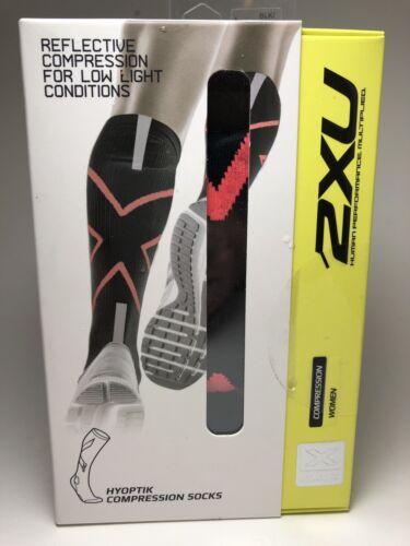 2XU Hypotic Compression Socks Women Size Medium