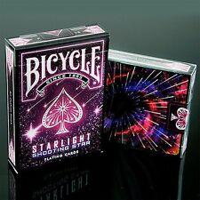 Bicycle Starlight Shooting Star Poker Spielkarten
