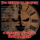 Two Minutes To Midnight: A Millennium Tribute To Iron Maiden by Various Artists (CD, Aug-2013, 2 Discs, Versailles Records)