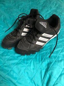 Adidas SPG 753001 Black/White Softball