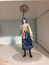 "Square Enix Play Arts FINAL FANTASY X FFX YUNA 7"" Action Figure Loose, Comp RARE"