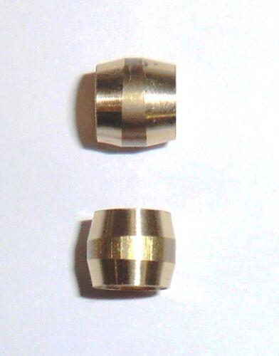 GPL Schneidring konusring Ø 6 mm pour cuivre /& thermoplastik gazoduc 10 Pièce