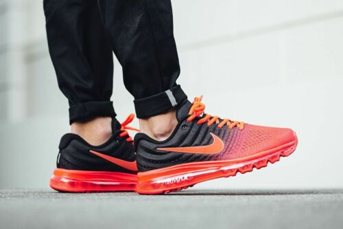 Nike brillante 2017 Max Air 849559 823233076655 Crimson 9 total Sz Hombres Crimson 600 rEIRrqw