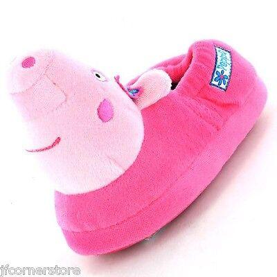 Liquidación-Peppa Pig Zapatillas Nuevo Con Etiquetas Tamaños 5-12