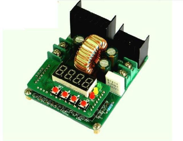 High-precision CNC DC-DC Continuous Current Voltage Step-down Module LED Drive