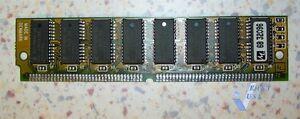 Speicherriegel-Memory-Baustein-144-pin-16MB-8-Chip-made-in-Denmark