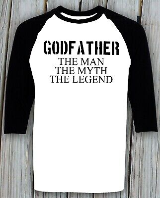 The Grandfather Mens T Shirt Funny Fathers Day Gift Present Godfather